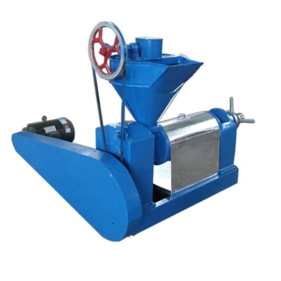 Prensa extrusora de aceite 150-200 kg/hr