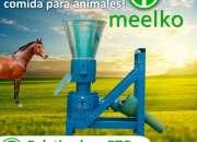Peletizadora PTO MKFD150P, alimento para animales