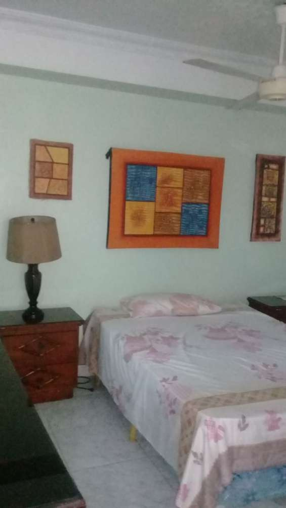 Alquiler apartamento amueblado 1 habitacion, miraflores, unibe
