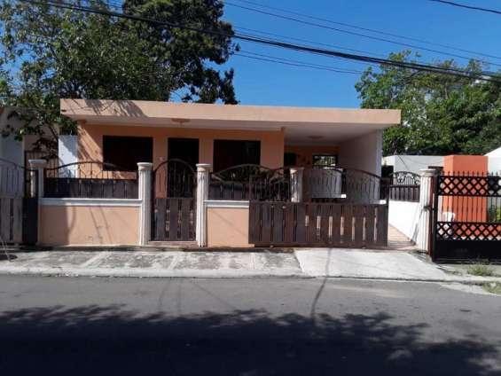 Casa de oportunidad en santiago