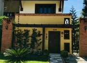 Villa de venta en proyecto cerrado Jarabacoa RMV-187
