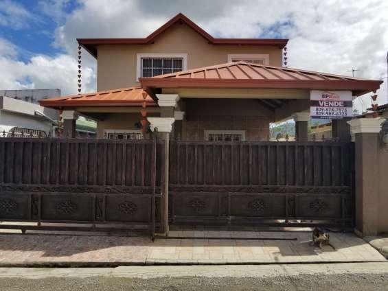 Casa de oportunidad en venta jarabacoa mbc-102