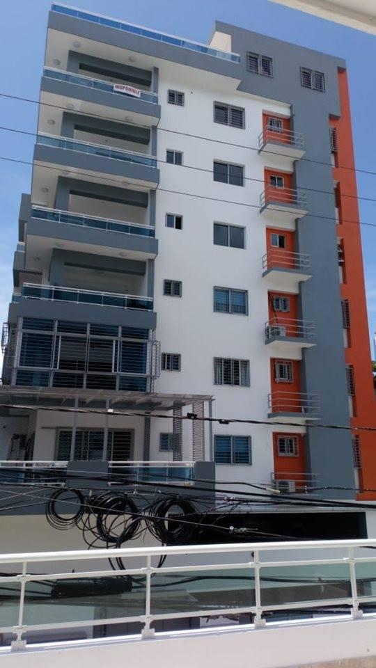 Apartamento en residencial privado, evaristo morales