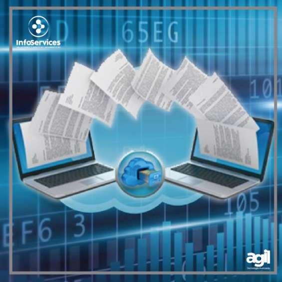 Soluciones de backup y respaldo de información para empresas