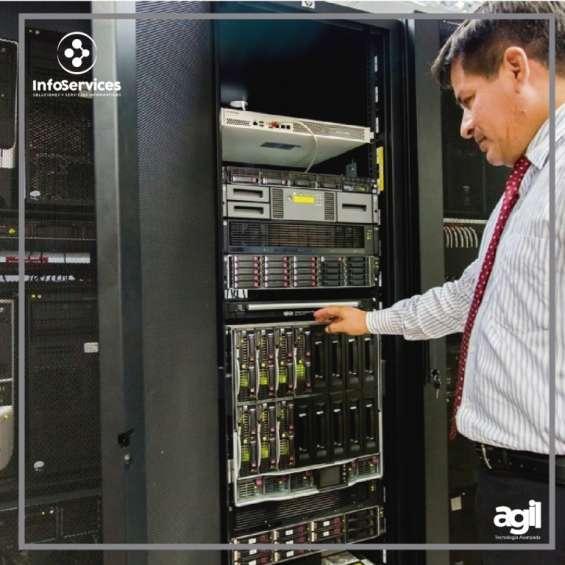 Venta, instalación y configuración de servidores