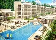 En Punta Cana exclusivos apartamentos
