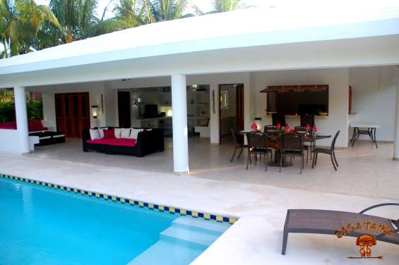 Casa taina las terrenas paradise holiday lt