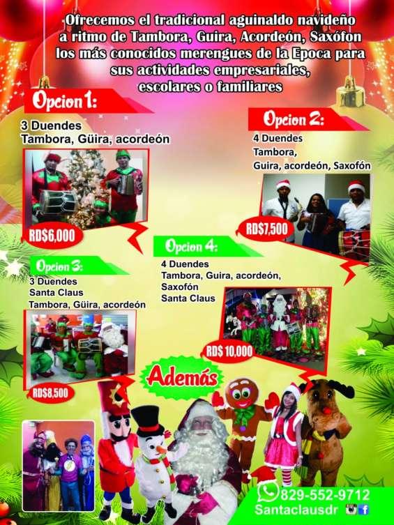 Aguinaldos navideños