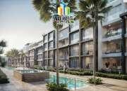 Apartamentos en primera linea de playa av. alemania bávaro - punta cana