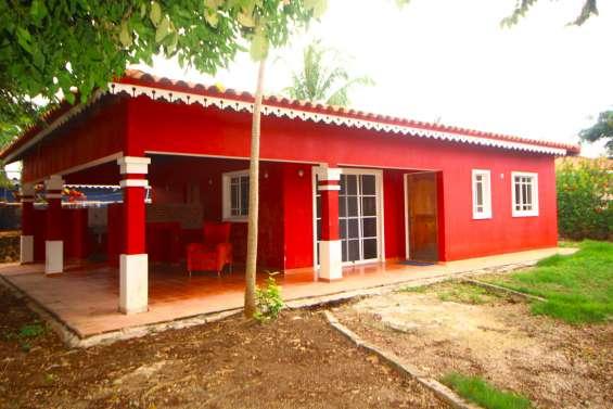 Casa villa residencial sueño verde lista para vivir