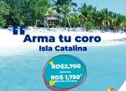 Excursión Isla Catalina