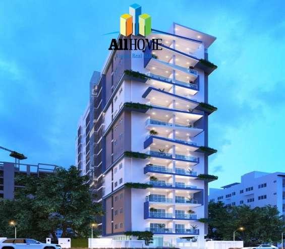 Apartamentos en construccion, naco, distrito nacional