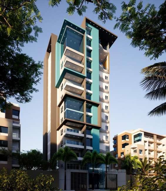 Torre scarlet ix: venta de apartamentos en alma rosa i