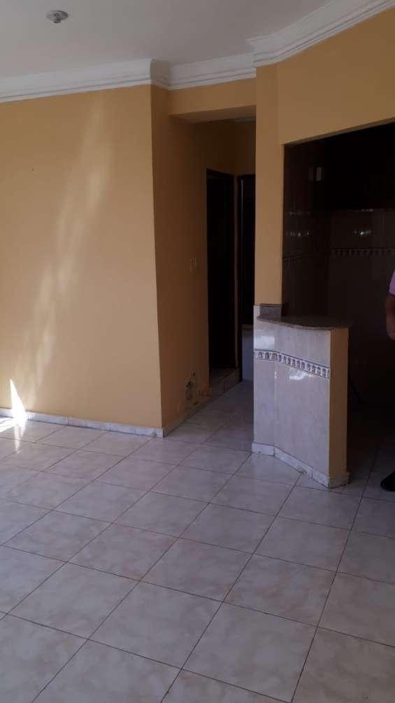 Se alquila apartamento no amueblado en gascue , santo domingo.