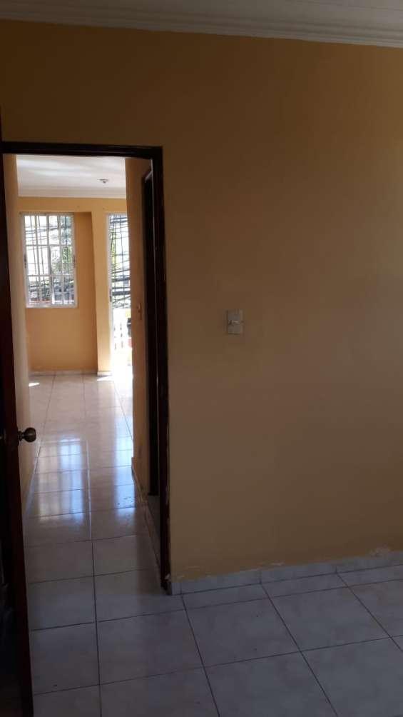 Alquiler lindo apartamento en gazcue, amueblado, santo domingo